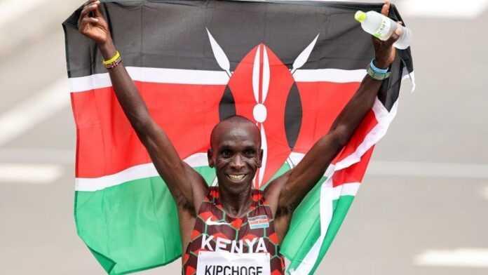 JO de Tokyo 2021 (Marathon) : Eliud Kipchoge conserve son titre olympique